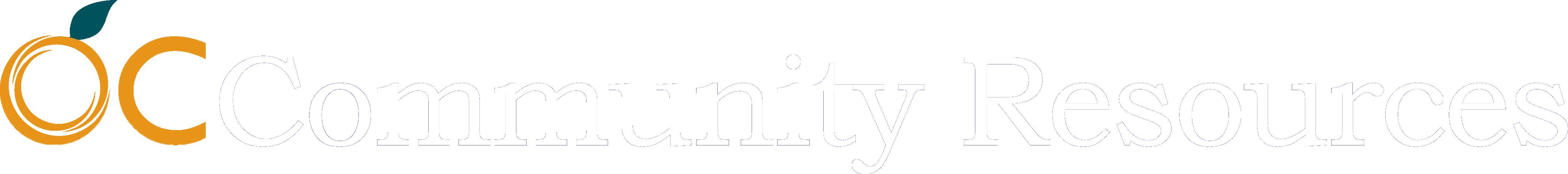 Orange County Community Resources logo